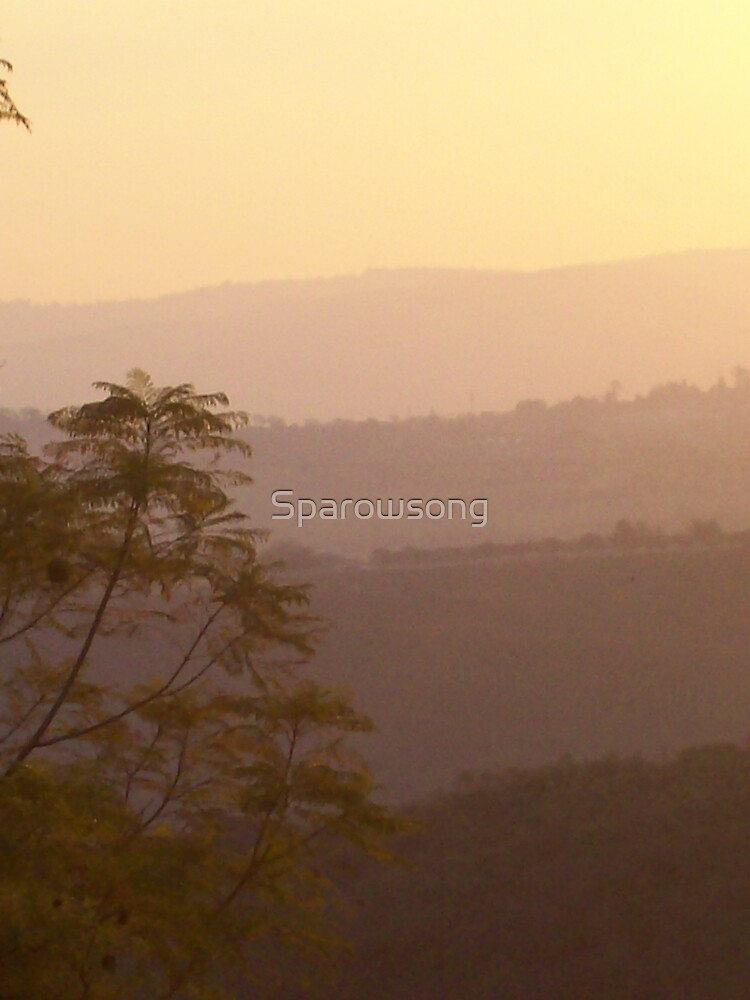 Golden Hills by Sparowsong