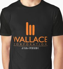 Wallace Corporation : Inspired By Blade Runner 2049 Graphic T-Shirt