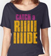 Borderlands 2 - CATCH A RIDE shirt Women's Relaxed Fit T-Shirt