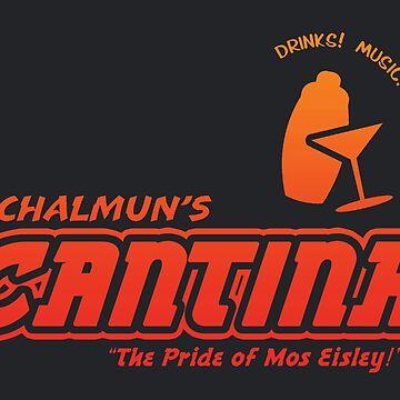 Chalmun's Cantina by ladybeadesign