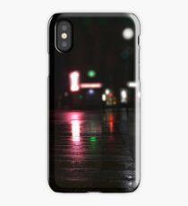 The crosswalk iPhone Case/Skin