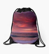 Phoenix Flying Drawstring Bag