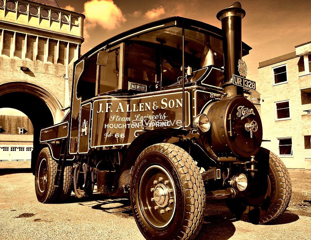 steam lorry 2 by savosave