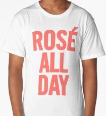 Rosé All Day Long T-Shirt