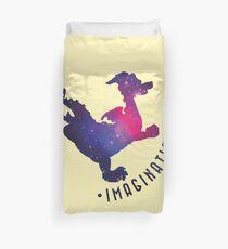 Reise in die Imagination mit Figment Bettbezug