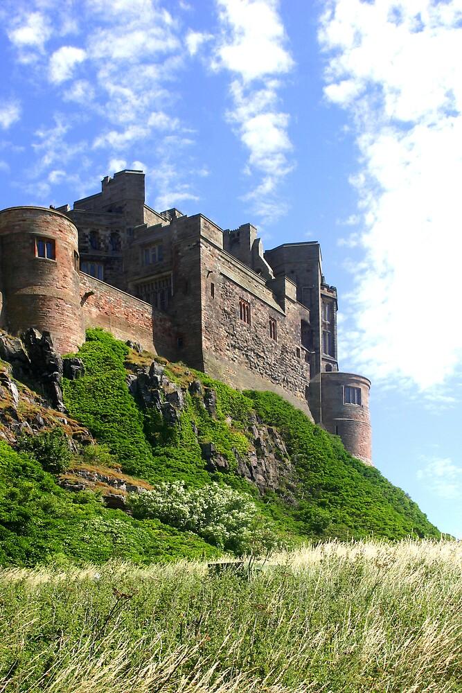 Bamburgh Castle by dsargent