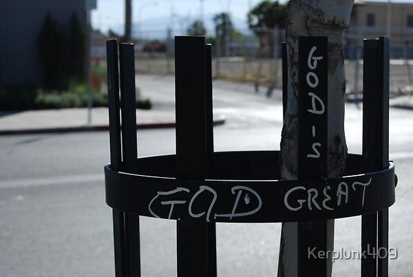 God is Great by Kerplunk409