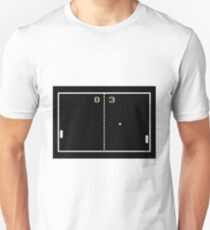 Pong (screen shot). T-Shirt