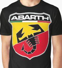 Camiseta gráfica Abarth