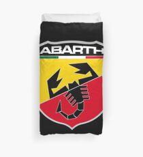 abarth Duvet Cover
