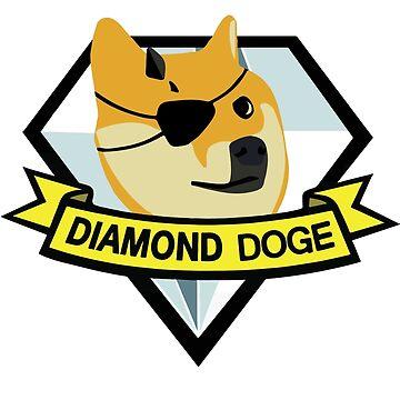 Diamond Doge by RedXIV