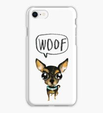 Cute chihuahua iPhone Case/Skin