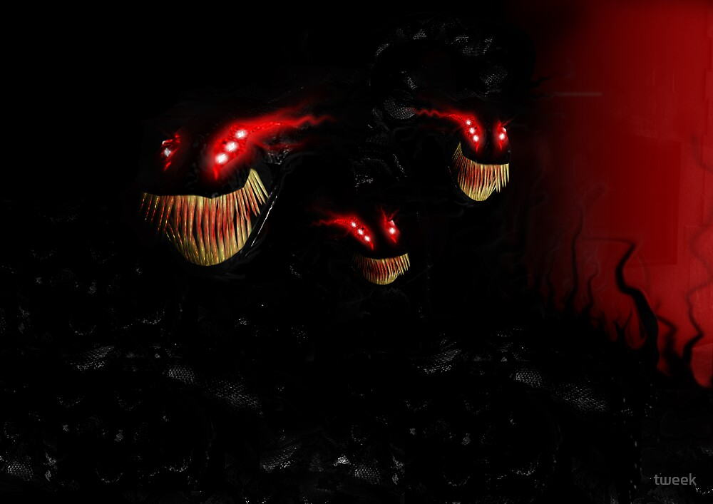 The Darkness by tweek