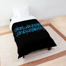 Star trek Discovery - Black Alert Comforter