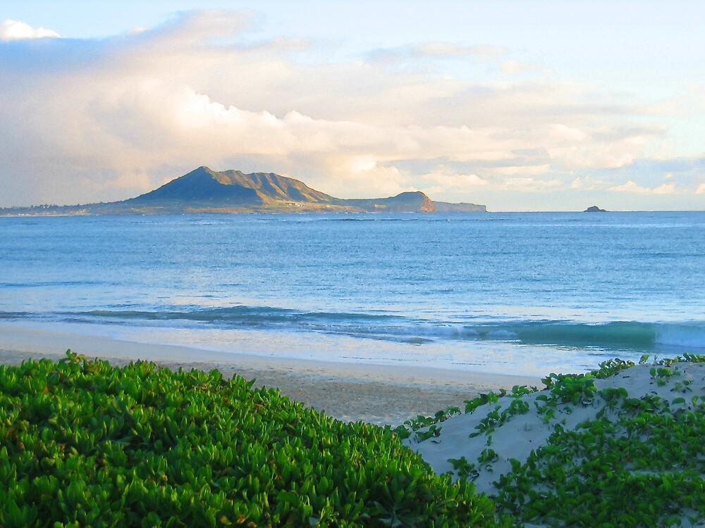 Kailua Beach at Dawn by THConway