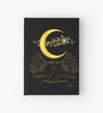Cuaderno de tapa dura Noche maravillosa