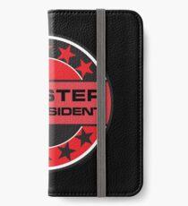 Cloister For President iPhone Wallet/Case/Skin