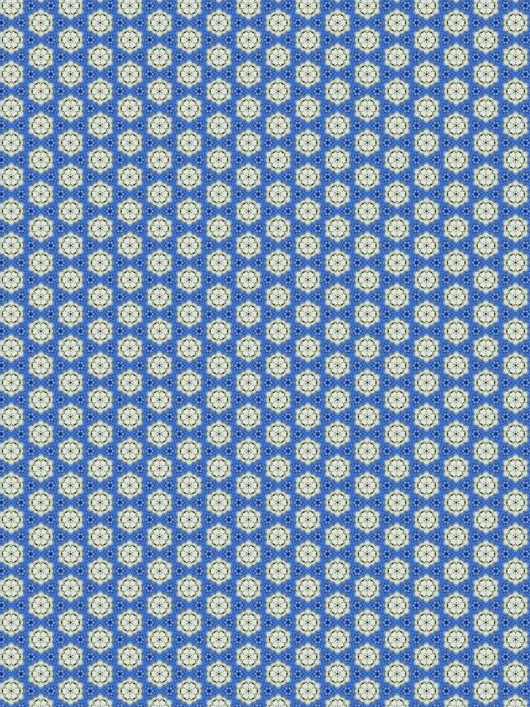 «Les flocons bleus» par RosaLeeDesign