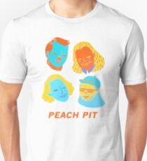 Peach Band Unisex T-Shirt
