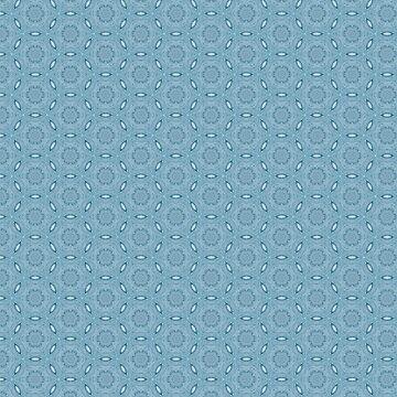 «Bleu glacier» par RosaLeeDesign