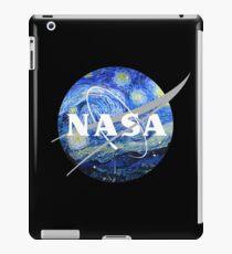 NASA Art Starry Night  iPad Case/Skin