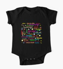 TITLE SONG COLDPLAY Kids Clothes
