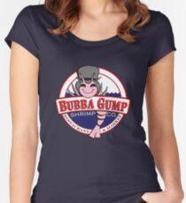 Forrest Gump - Bubba Gump Shrimp Co. Women's Fitted Scoop T-Shirt