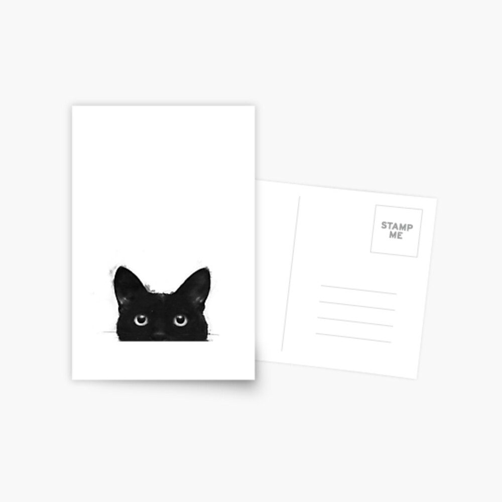 Are you awake yet? Postcard