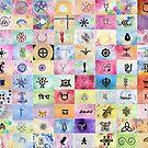 100 Sacred Symbols by Linda Ursin