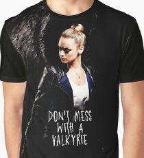 Camiseta gráfica Chica perdida - Tamsin - Valkyrie