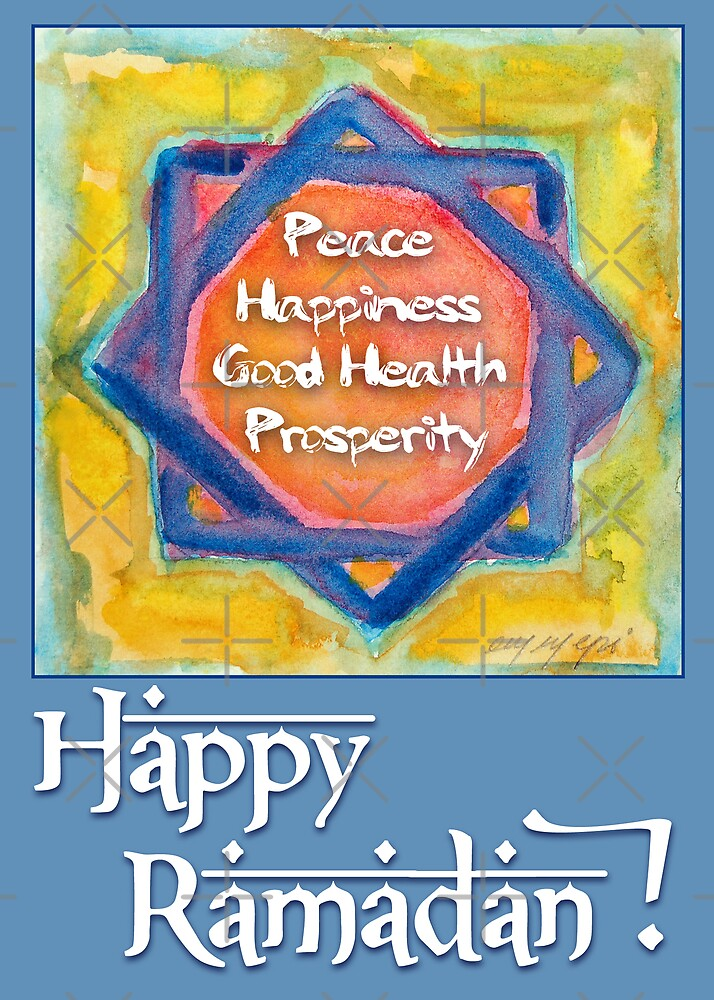 Peace Happiness Good healt Prosperity by monica palermo
