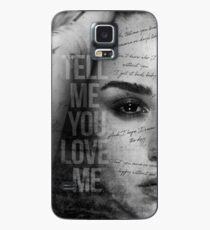 Demi Lovato - Tell me you love me Case/Skin for Samsung Galaxy