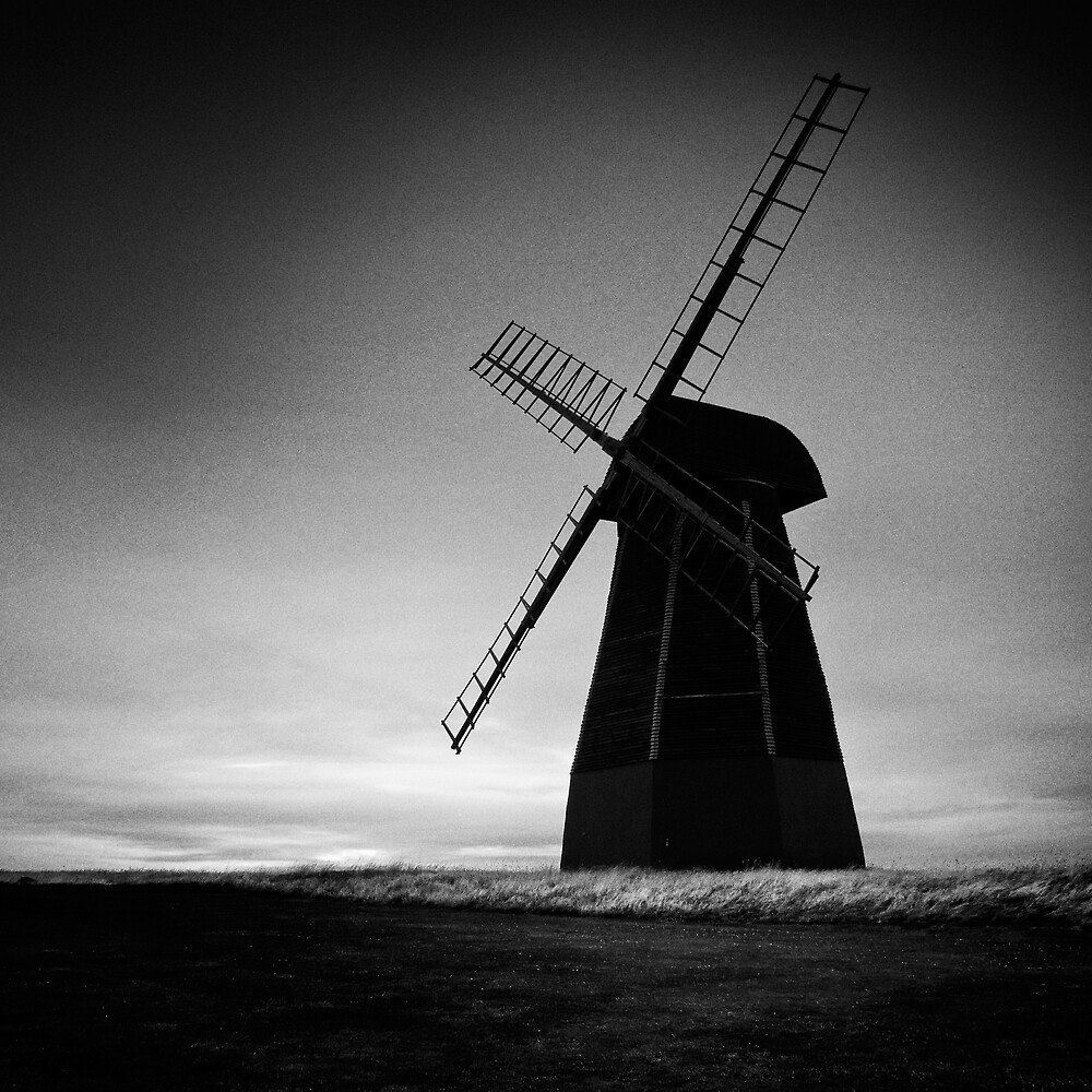 Rottingdean Windmill by David Queenan