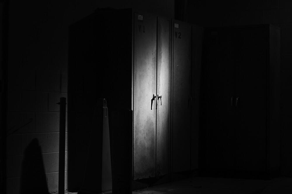 Lockers by Michael Gatch