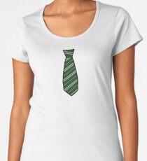Malfoy's Tie Women's Premium T-Shirt