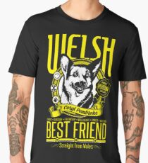 Corgi Men's Premium T-Shirt
