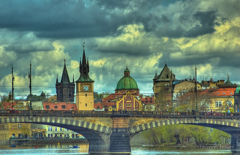 The Prague by Tanveer hoque