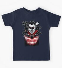 The Vampire Strikes Back V2 Kids Clothes