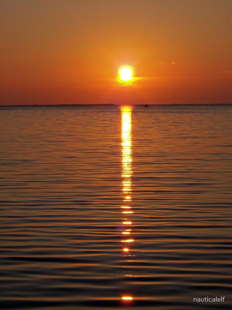 Orange Glow by nauticalelf