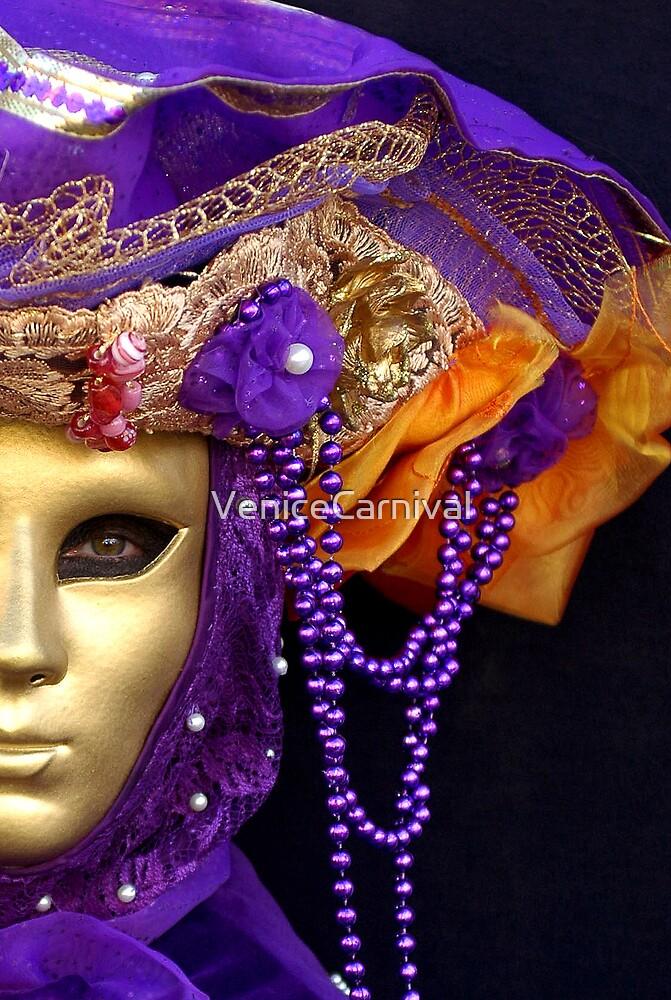 Purple Velvet by VeniceCarnival