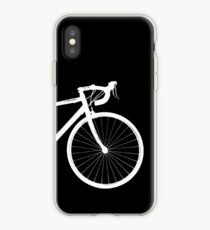 inverted bike iPhone Case