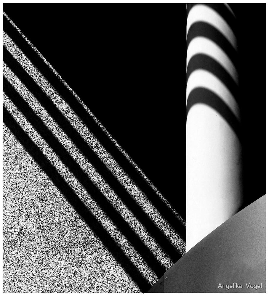 Black Shadow by Angelika  Vogel