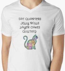 Fat Quarters, Jelly Rolls, Layer Cakes, Quilting T-Shirt