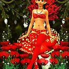 Poppy Fairy Collaboration with Dougie1 by EnchantedDreams
