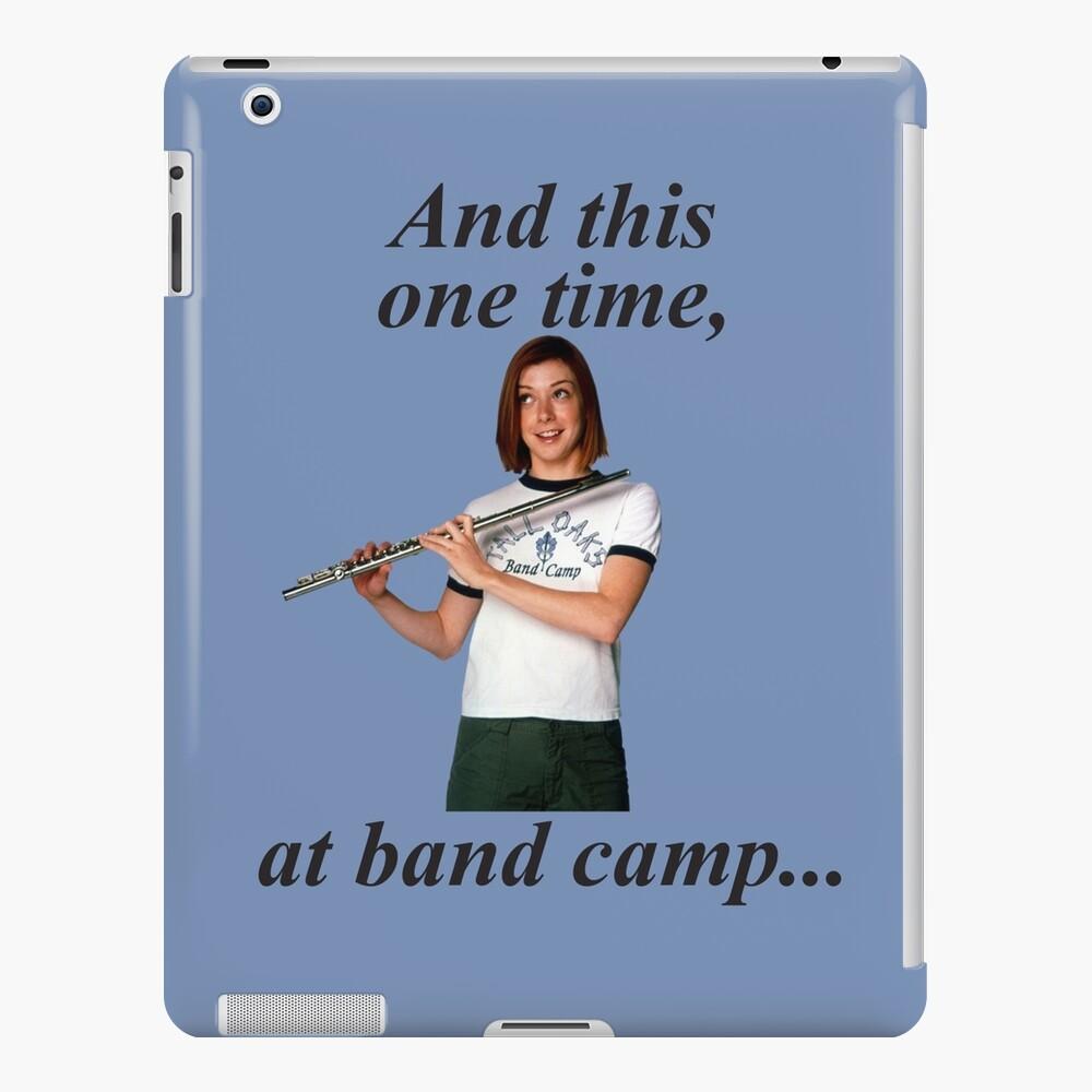 American Pie Campamento De Bandas american pie - band camp | ipad case & skin