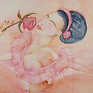 Rose 'Le Belle Ballerine' © Patricia Vannucci 2008 by PERUGINA