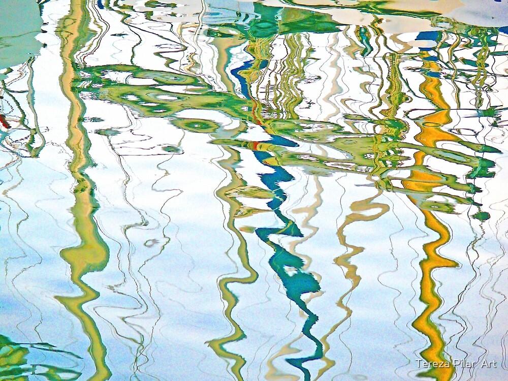 marina reflections by terezadelpilar ~ art & architecture