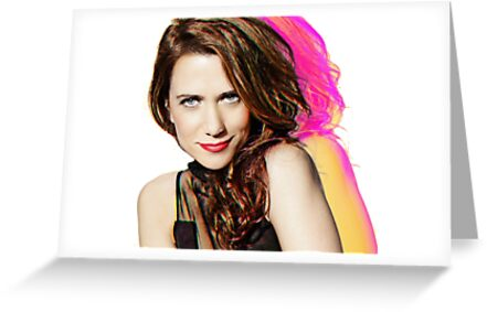 Kristen Wiig SNL Portrait by joshgranovsky