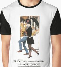 Sunday in the Park with George Musical  Graphic T-Shirt