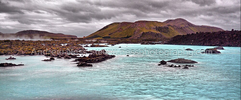 The Blue Lagoon by Andrew Ness - www.nessphotography.com